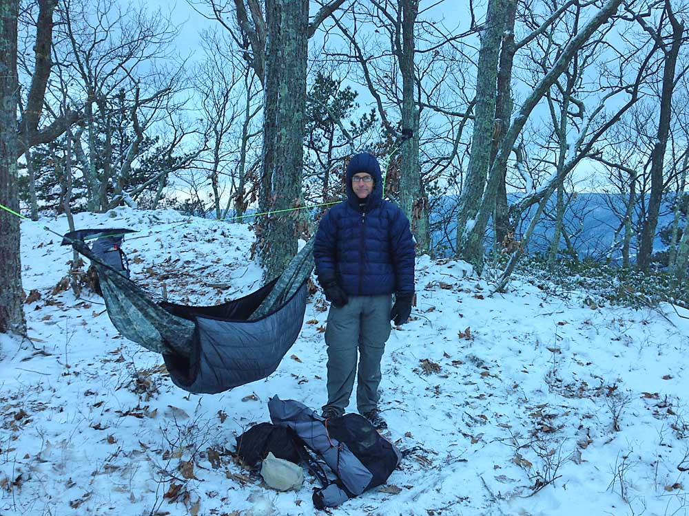 lightweight winter hammock camping   the ultimate hang  rh   theultimatehang