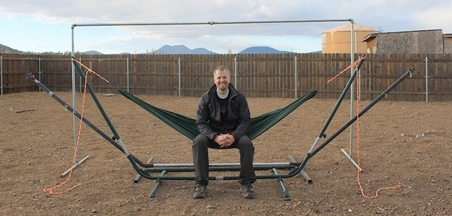 Portable Hammock Stands The Ultimate Hang