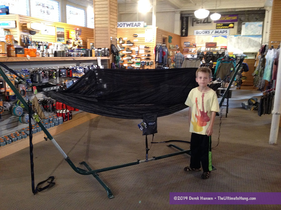 First Look Eno Junglenest Hammock Review The Ultimate Hang