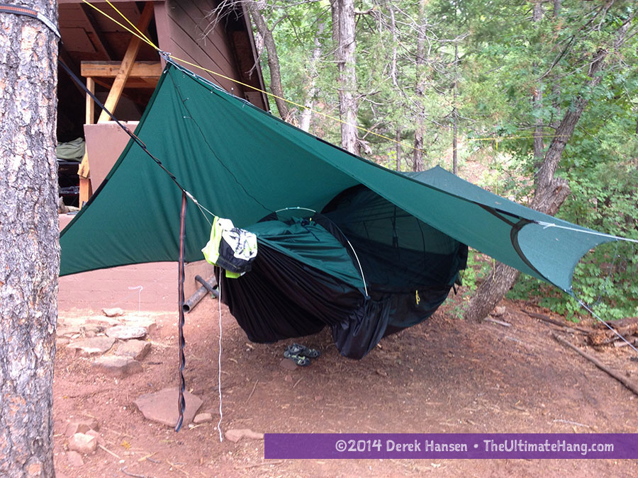 & First Look: The Two-Person Clark Vertex Hammock - The Ultimate Hang