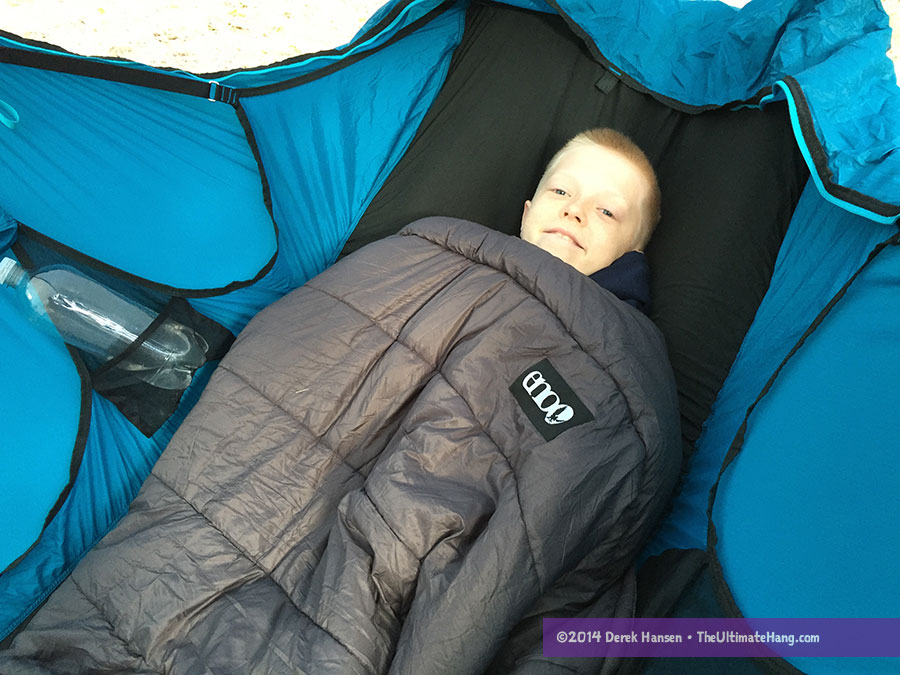 Eno Vesta Synthetic Top Quilt Review The Ultimate Hang