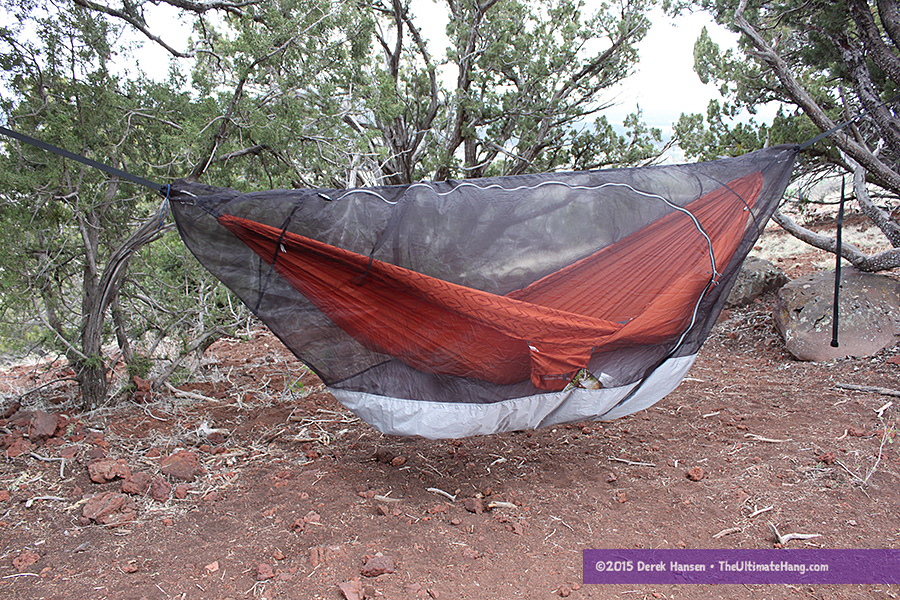 therm a rest slacker bug shelter review   the ultimate hang  rh   theultimatehang