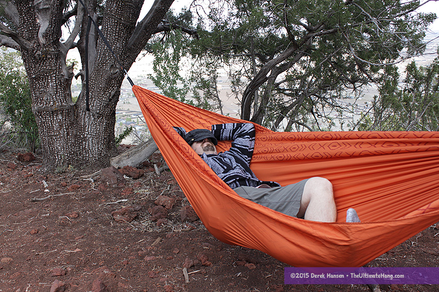 Therm A Rest Slacker Hammock Single Double Review The