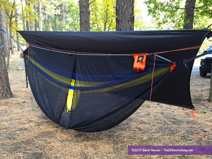 Review Kampin Gear Hammock Kit The Ultimate Hang