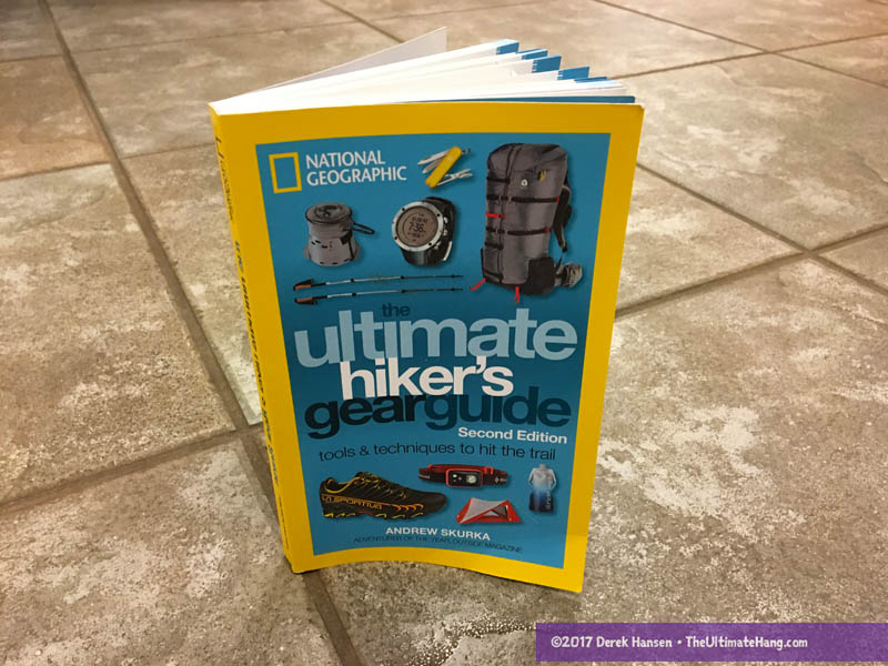 National geographic the ultimate hiker's gear guide.