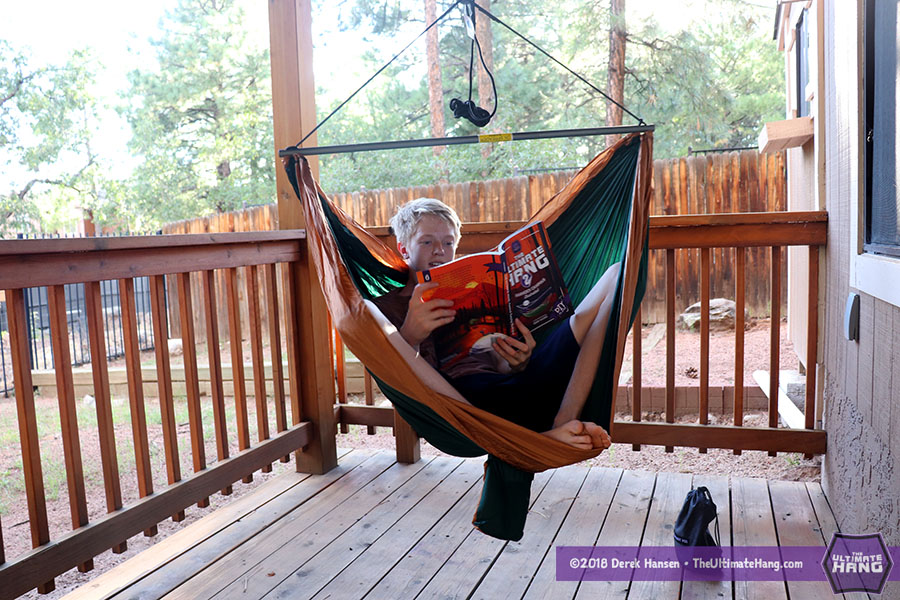 ★ Inspection -- Chillout Pod Hammock Chair